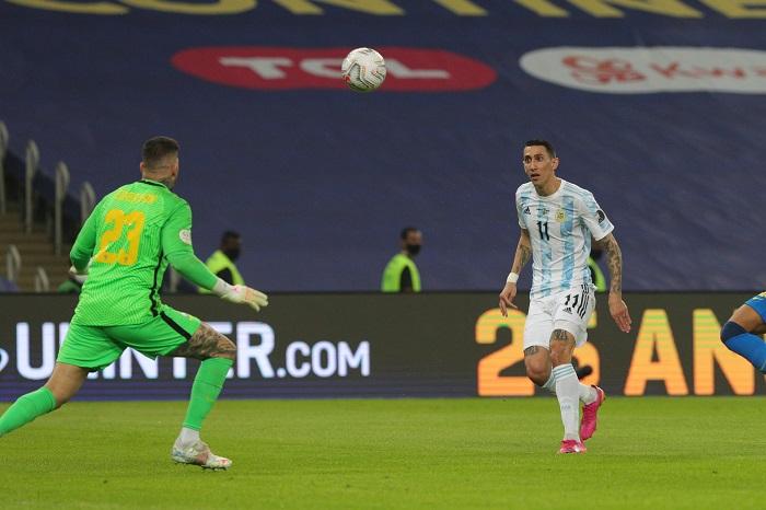 ¡Argentina Campeón de la Copa América2021!
