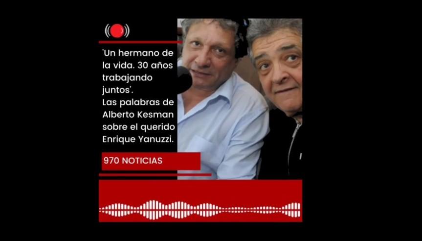"""""""Yanuzzi fue uno de los periodistas más grandes que dio la radiotelefonía"""""""